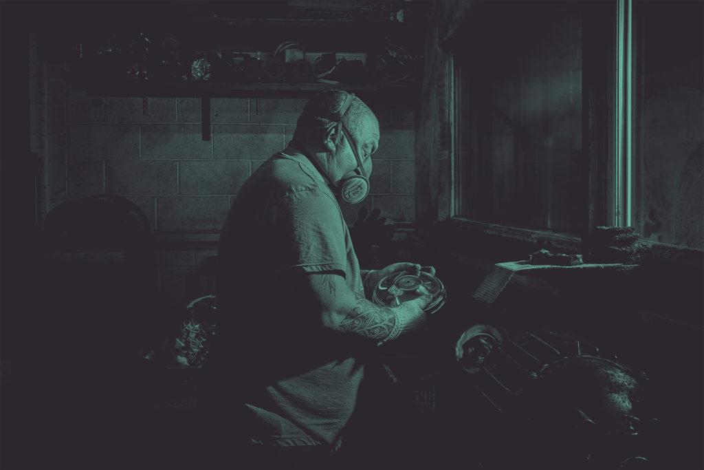 Ian – Our Electroplating and Polishing Expert Lathco